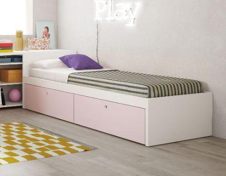 camas modernas para niños pequeñas minimalistas