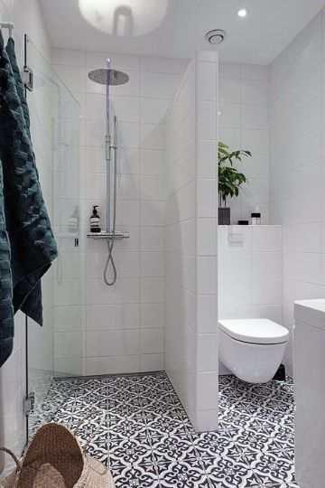 decoracion de baños sencillos y pequeños separadores