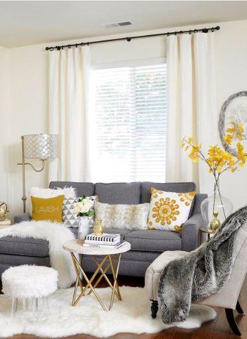 decoracion para salas pequeñas elegantes
