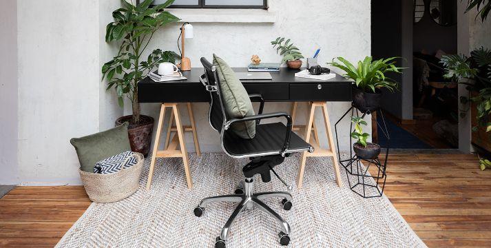 espacios home office pequeños y modernos