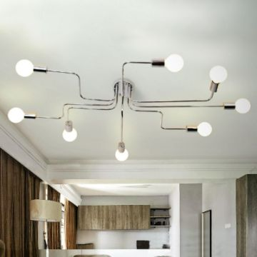 lamparas para techo de sala artisticas