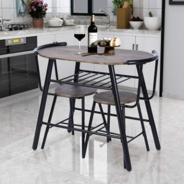mesas para cocinas pequeñas espacios diminutos