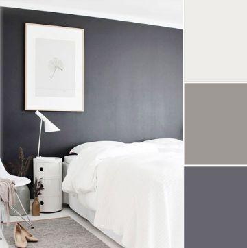 paleta de colores para paredes interiores para recamaras