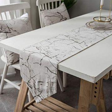 decoracion de mesas de comedor manteles