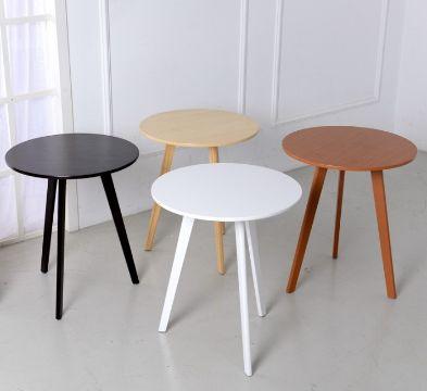 mesas de centro de madera para sala pequeñas modernas