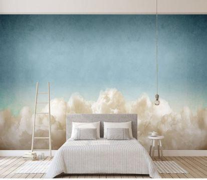 papel tapiz para dormitorios cielo