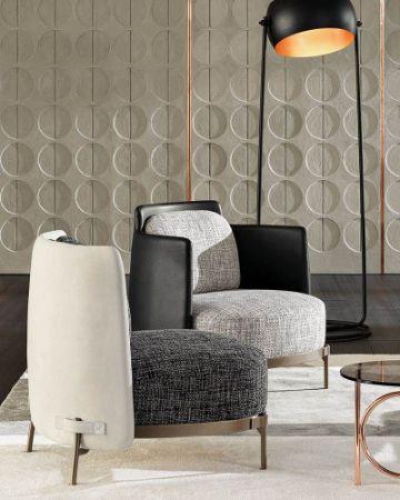 sillones para sala pequeña tipo silla