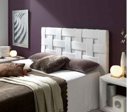 cabeceras de cama tapizadas con tela