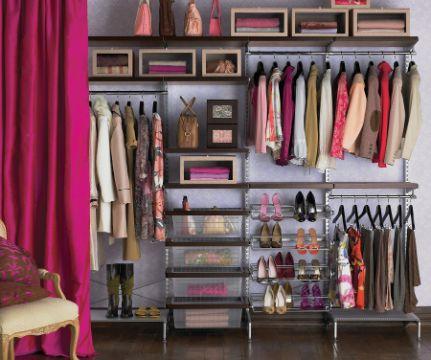 como organizar tu armario compartimentos