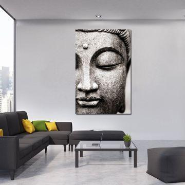 decoracion con cuadros para sala texturas