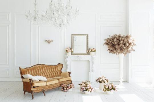 muebles vintage para sala colores