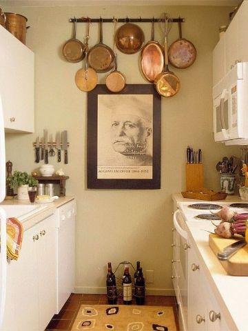 decoracion de apartamentos pequeños cocinas