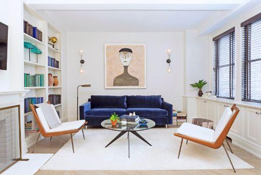 decoracion de apartamentos pequeños salas