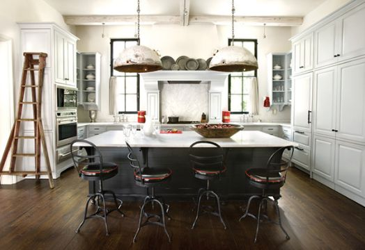 decoracion estilo industrial cocinas