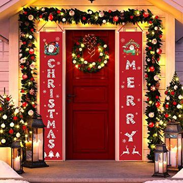 decoraciones navideñas para la casa para exteriores