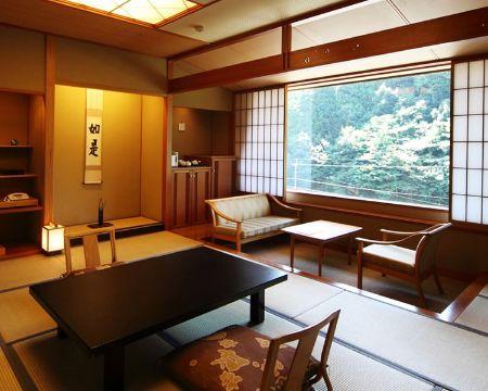 habitacion estilo japones comedor