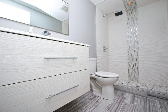 muebles de melamina para baño grandes