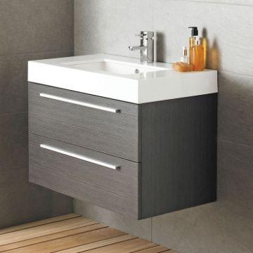 muebles para baños pequeños aprovechamiento de muros