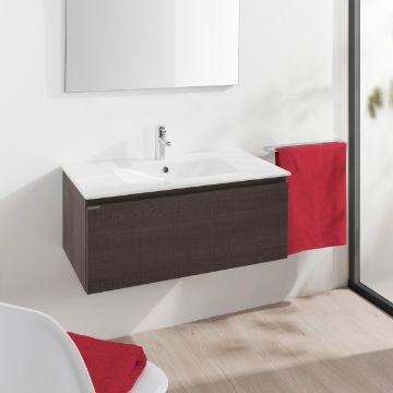 muebles para baño en melamina pequeños