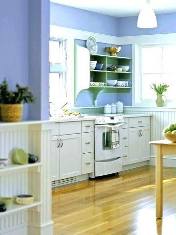 colores de pintura para cocina combinaciones