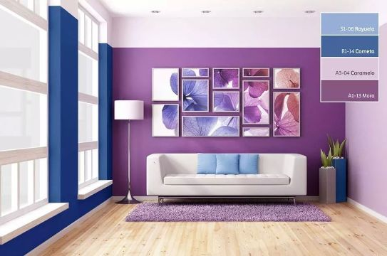 colores para interiores de casa ideas