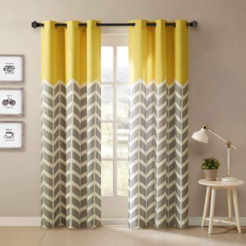 cortinas para la sala modernas cortineros y texturas