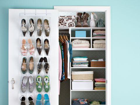 organizacion de closet pequeños recursos