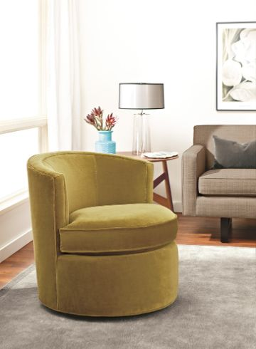sillones para cuartos pequeños redondos