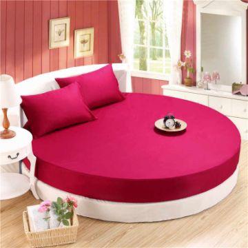 camas matrimoniales modernas redondas