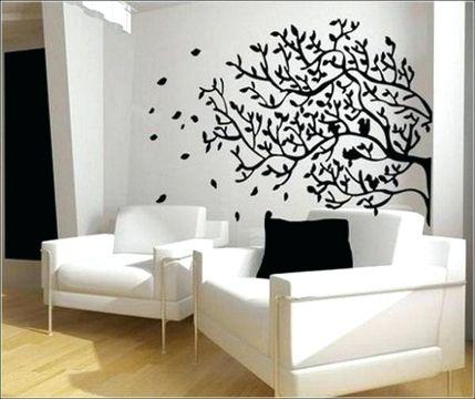 como pintar salas modernas para viniles
