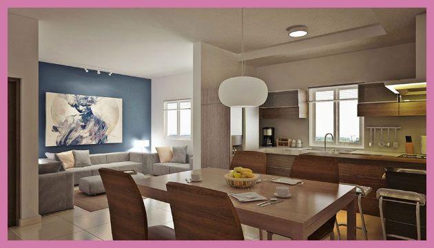 decoraciones de comedores y salas con la cocina