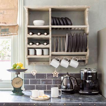 muebles de cocina vintage organizador