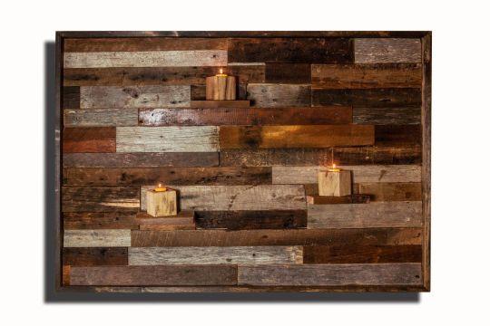 repisas flotantes de madera artisticas