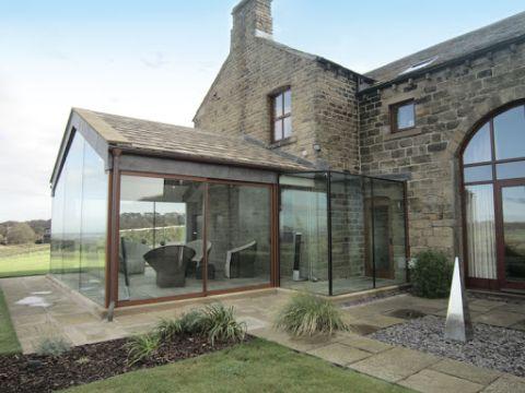 tipos de ventanas para casas modernas grandes ventanales