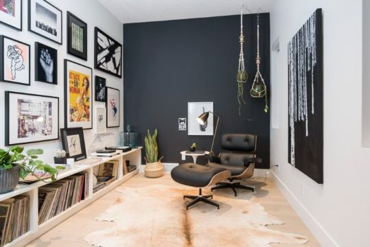 tips para departamentos pequeños muros