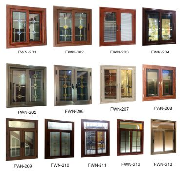 ventanas de madera modernas diseños