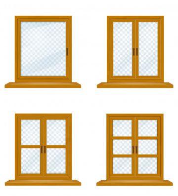 ventanas de madera modernas estilos