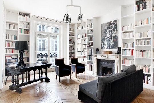 casas estilo frances moderno departamento