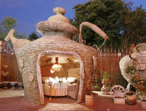 casas pequeñas con jardin ideas originales