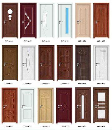 como pintar una puerta de madera interiores