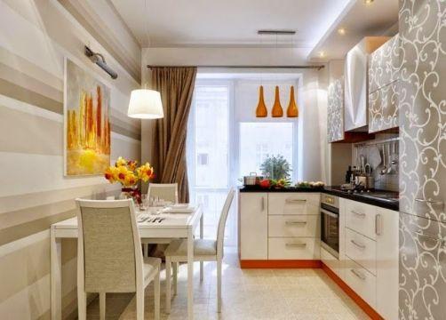 decorar la cocina pequeña elegantes