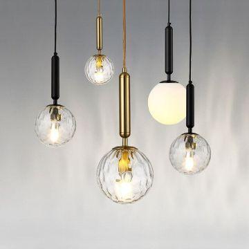 lamparas de techo para sala focos de diferentes tamaños