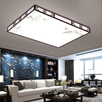 lamparas para la sala modernas tamaños