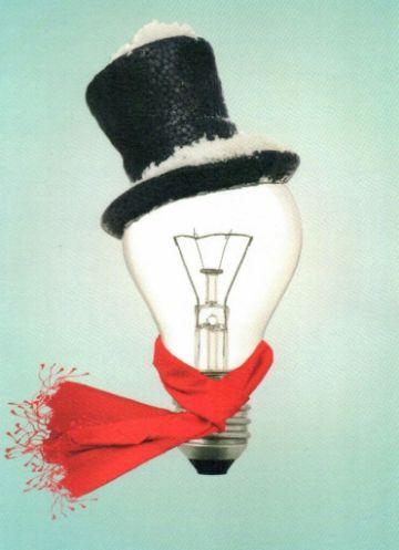 tarjetas navideñas creativas y artisticas