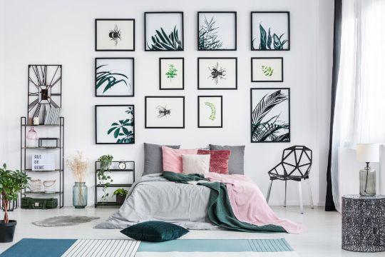 como decorar la pared de mi cuarto fotos geniales