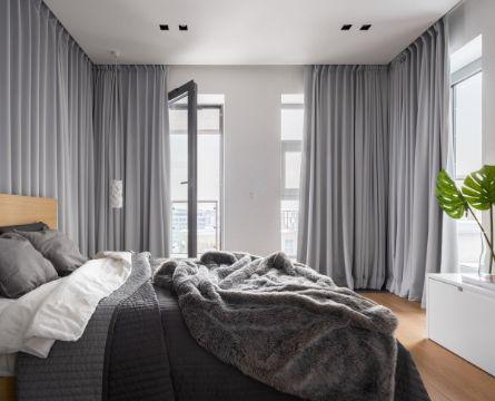 cortinas modernas para dormitorios todos los muros