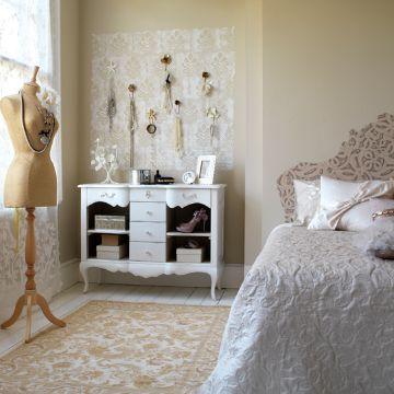 decoracion estilo vintage muebles y objetos