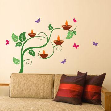 diseños de pintura en paredes bonitos dibujos
