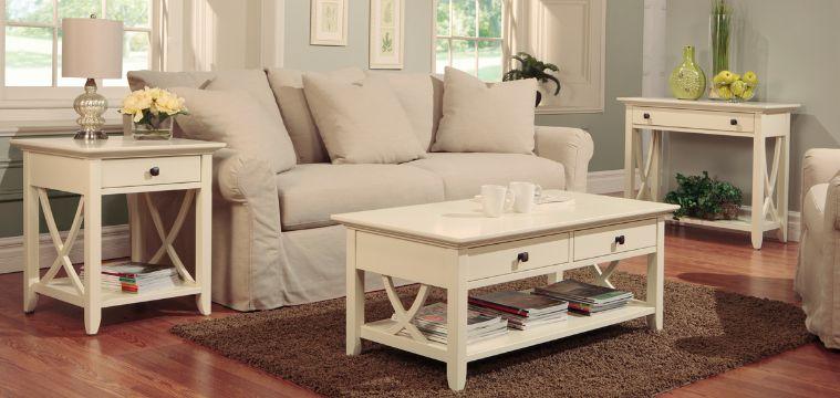 muebles de madera para sala mesas vintage