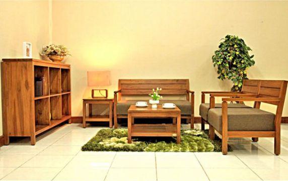 muebles de madera para sala todo el concepto